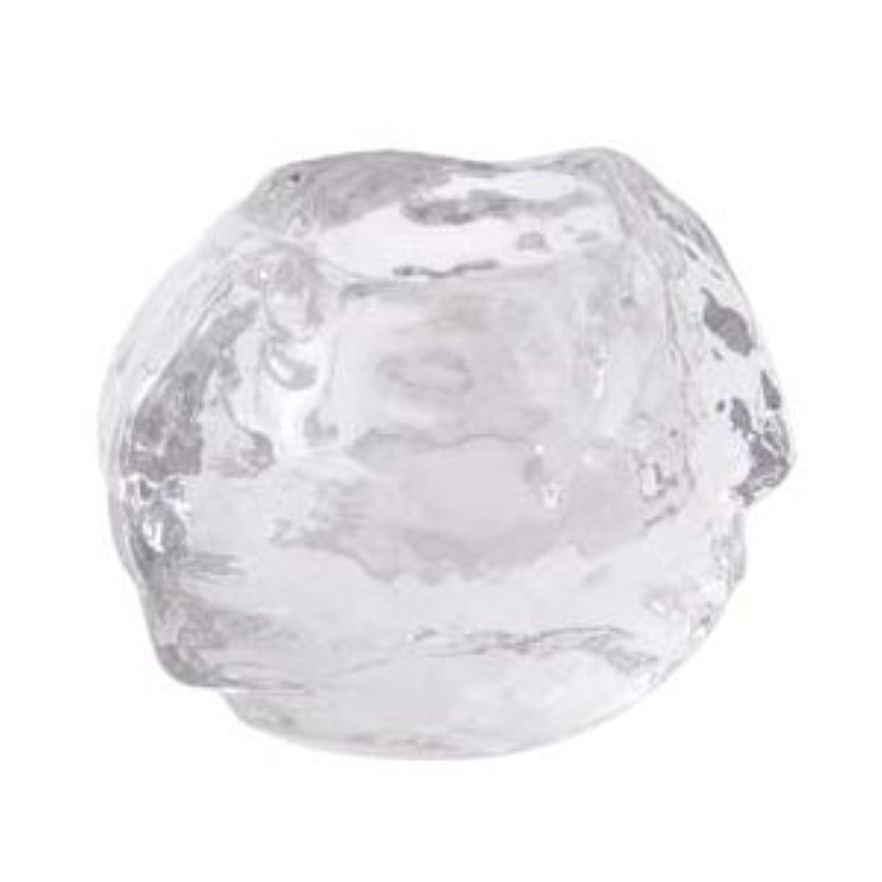オセアニア長老白いキャンドルグラス ロックアイス