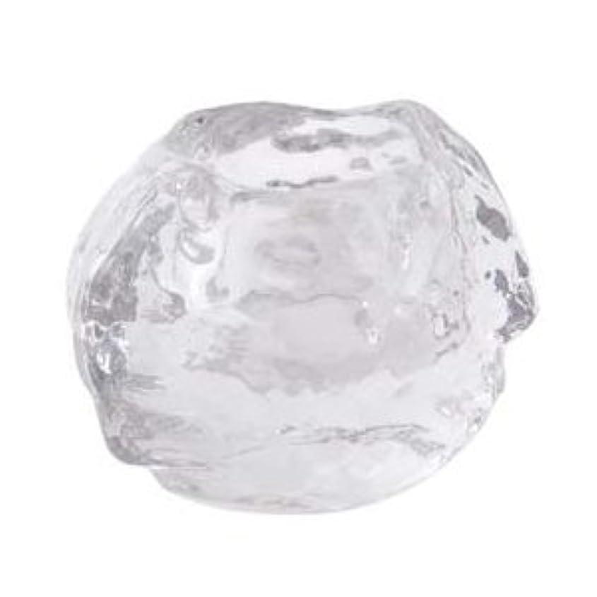 母性鉄請求可能キャンドルグラス ロックアイス