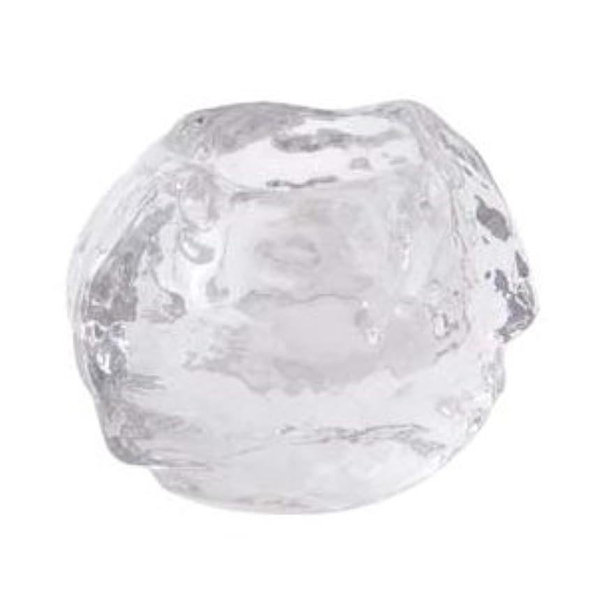 南極弱点元気キャンドルグラス ロックアイス