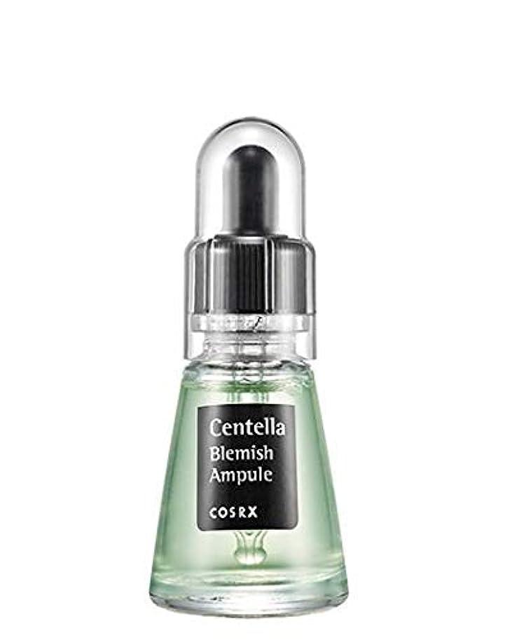すばらしいですささいな広がりCOSRX センテラ ブレミッシュ アンプル Centella Blemish Ampule 20ml