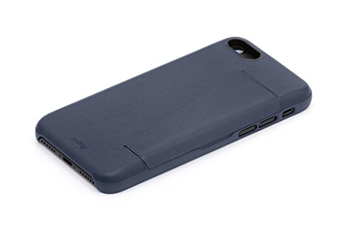 Bellroy・ベルロイ レザー iPhone 7 Plus Phone Case - 3 Card Blue Steel