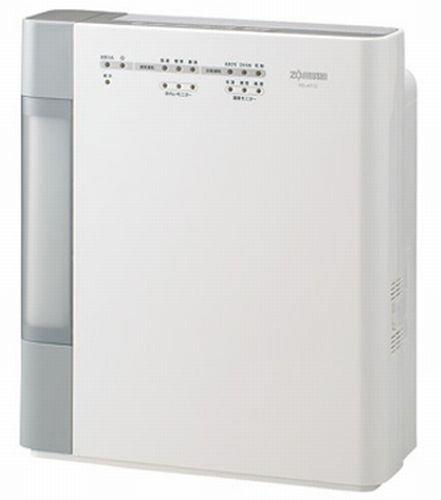 ZOJIRUSHI 加湿空気清浄機 PD-AT12-WB ホワイト