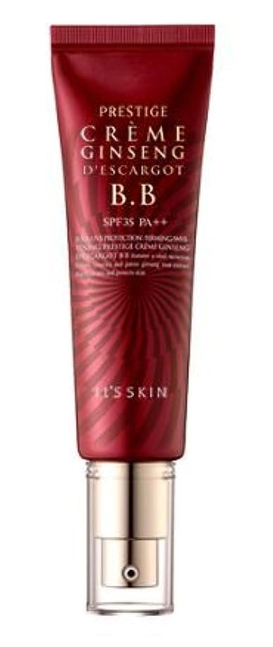 アニメーションピルバイオリニスト[It's skin] Prestige Ginseng D'escargot B.B 50ml/ジンセン エスカルゴ B.B 50ml [並行輸入品]