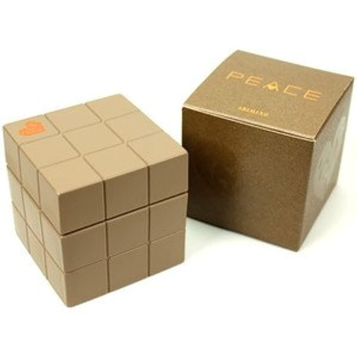 切り離すお尻むさぼり食うアリミノ ピース ソフト wax (カフェオレ) 80g
