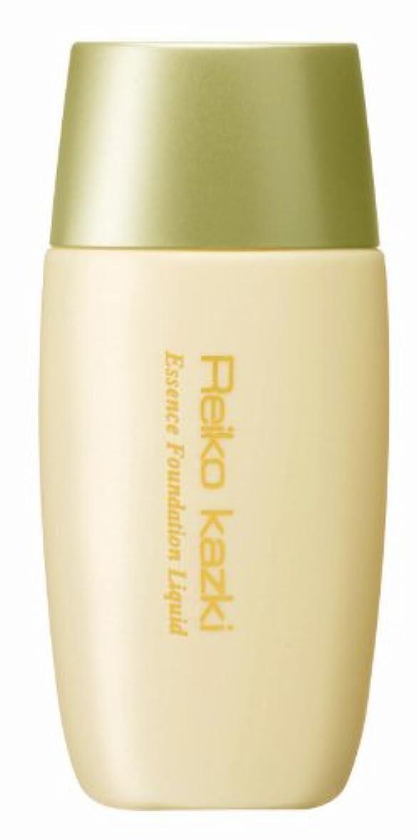ブランド露出度の高い砂利かづきれいこ エッセンスファンデーション リキッド (イエローベージュ<1>) 明るい肌色 ピタッと密着!ヨレや皮脂くずれ、くすみもなく、夜まで透明美肌。皮脂や汗に強く透明感のある仕上がり