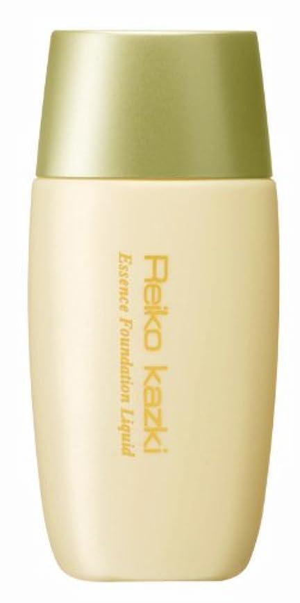 かづきれいこ エッセンスファンデーション リキッド (イエローベージュ<2>) 標準~健康的な肌色 ピタッと密着!ヨレや皮脂くずれ、くすみもなく、夜まで透明美肌。皮脂や汗に強く透明感のある仕上がり