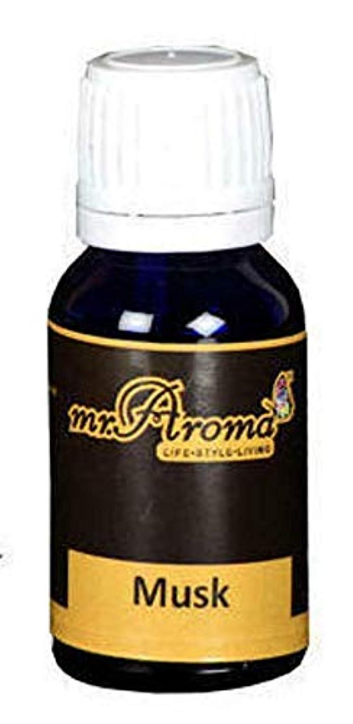 浴知的シネマMr. Aroma Musk Vaporizer/Essential Oil 15ml