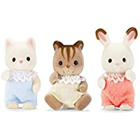 Calico Critters Baby Friends Triplets [並行輸入品]