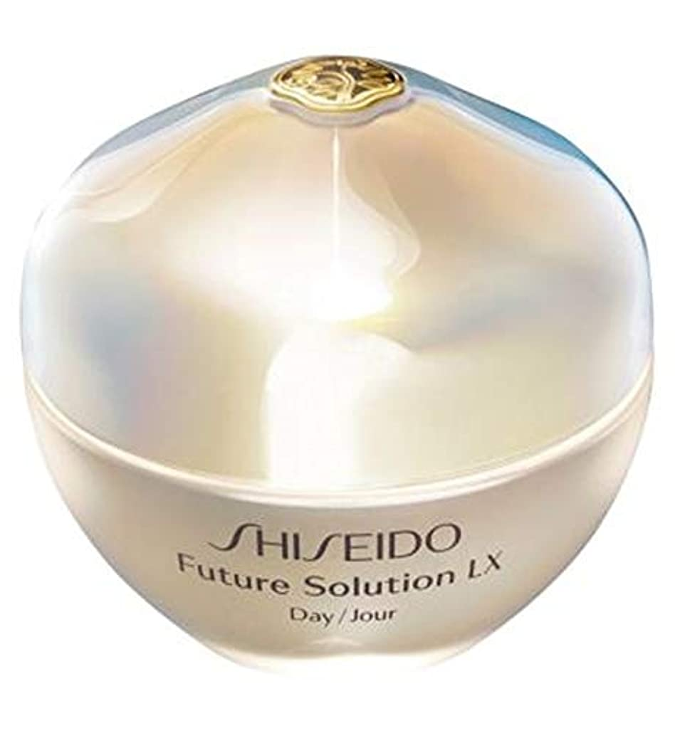 放射能伝導率無効にする[Shiseido] 資生堂フューチャーソリューションLxトータルに保護クリームSpf 18 - Shiseido Future Solution Lx Total Protective Cream Spf 18 [並行輸入品]