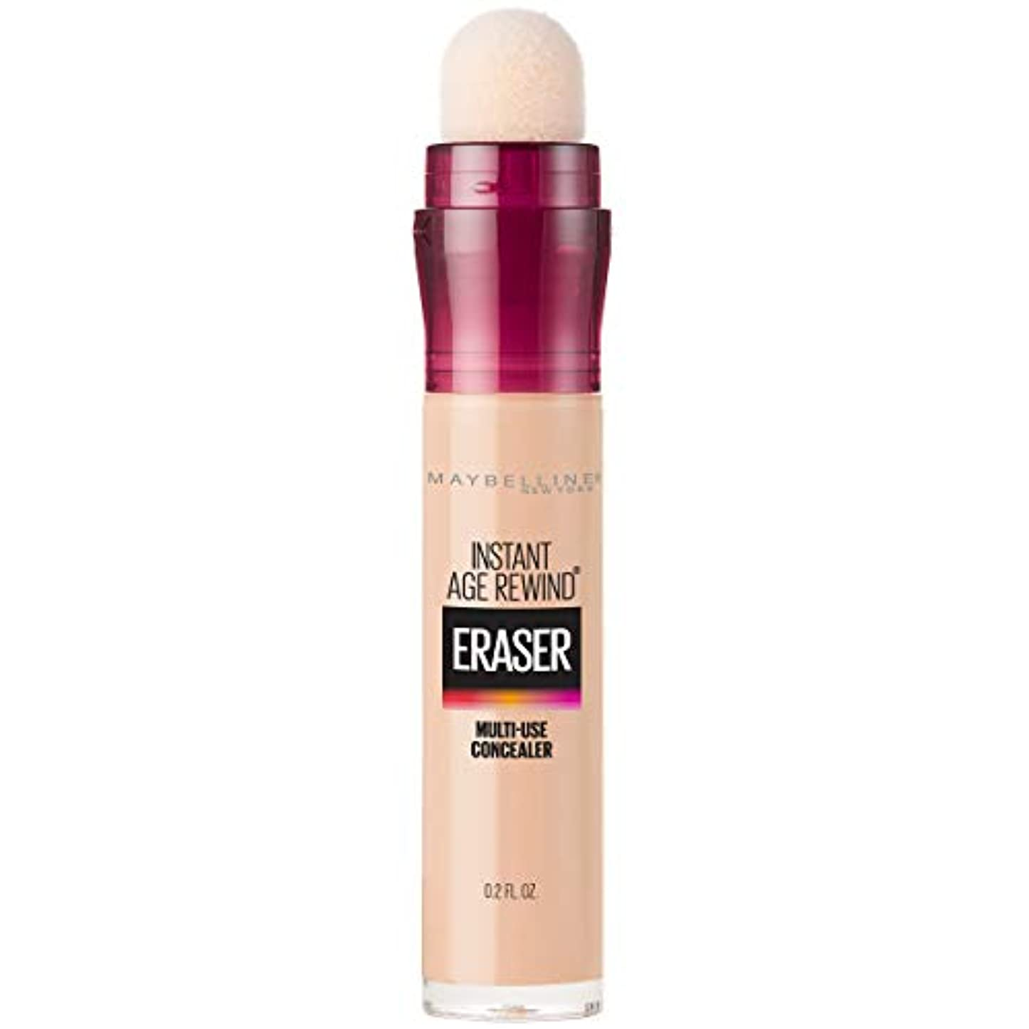 完全に狂気本を読むMAYBELLINE Instant Age Rewind Eraser Dark Circles + Treatment Light (並行輸入品)