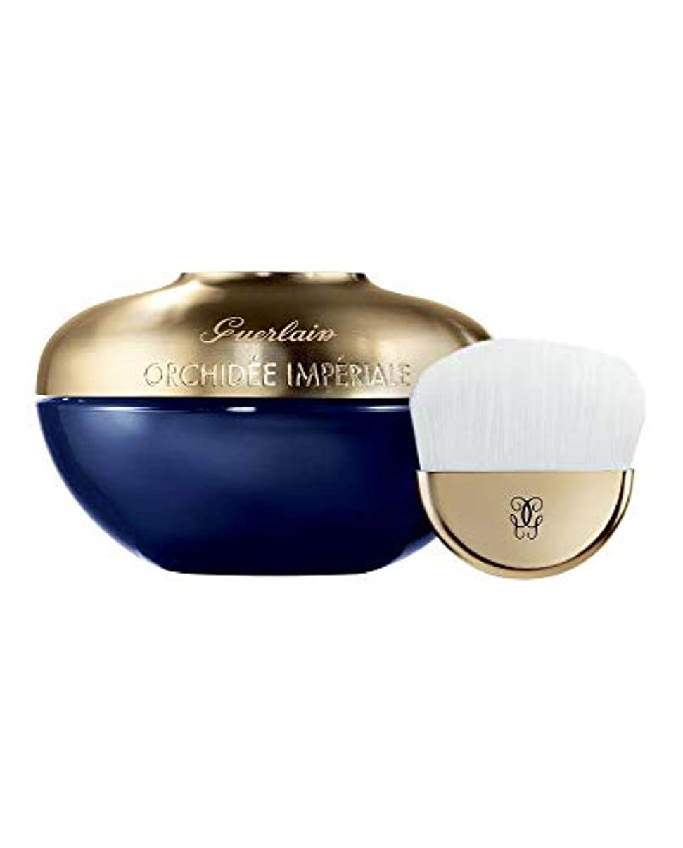 によるとふつう罰するゲラン Orchidee Imperiale Exceptional Complete Care The Mask 75ml/2.5oz並行輸入品