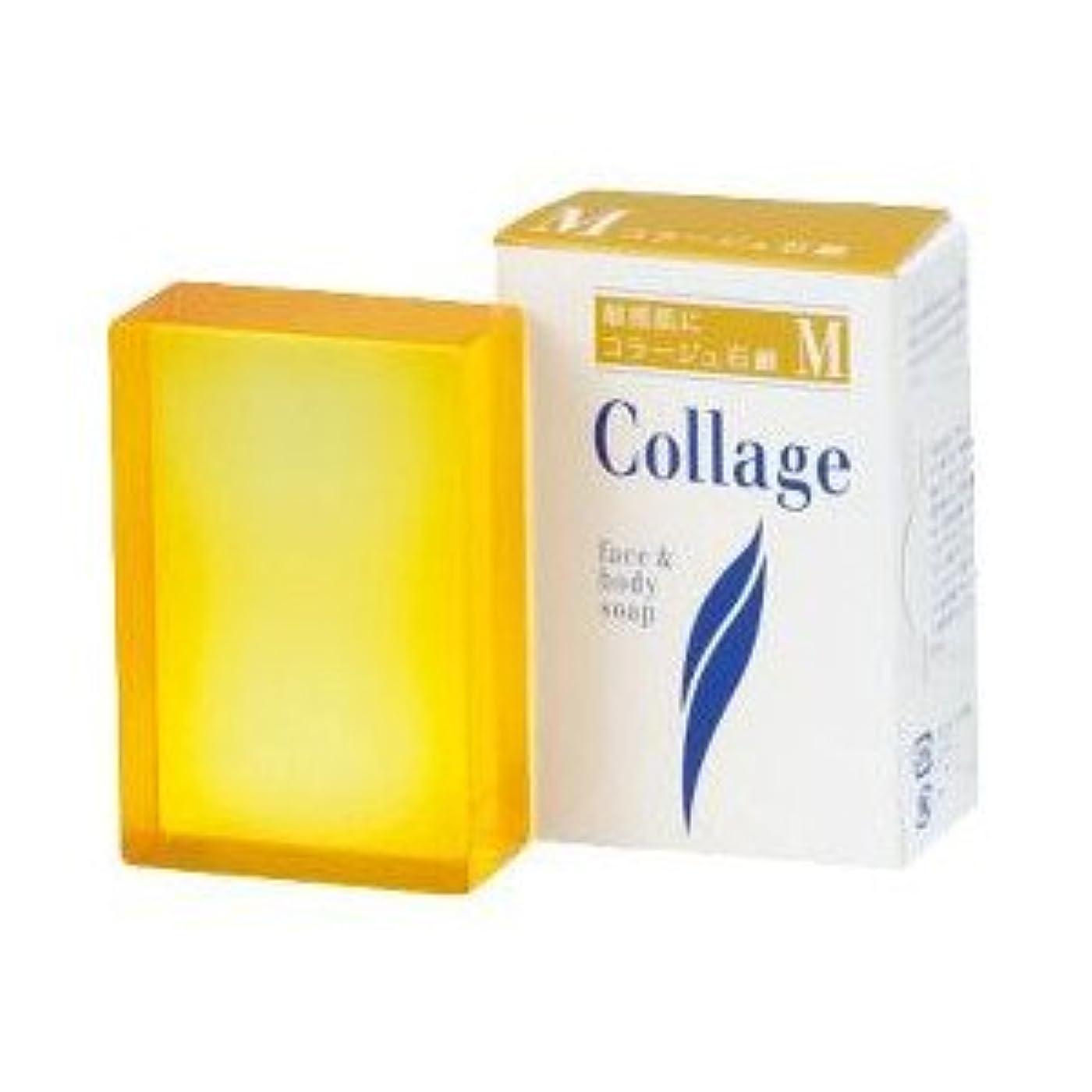 貢献する汚染された臭い(持田ヘルスケア)コラージュM石鹸 100g(お買い得3個セット)