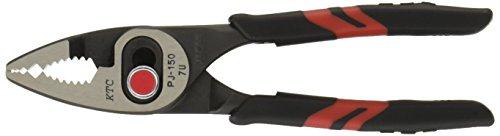 KTC(ケーテーシー) コンビネーションプライヤー (ソフトグリップ付) 150mm PJ150