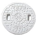 丸マス蓋 樹脂製 300型 JM300ULW(汚水・穴なし) 城東テクノ