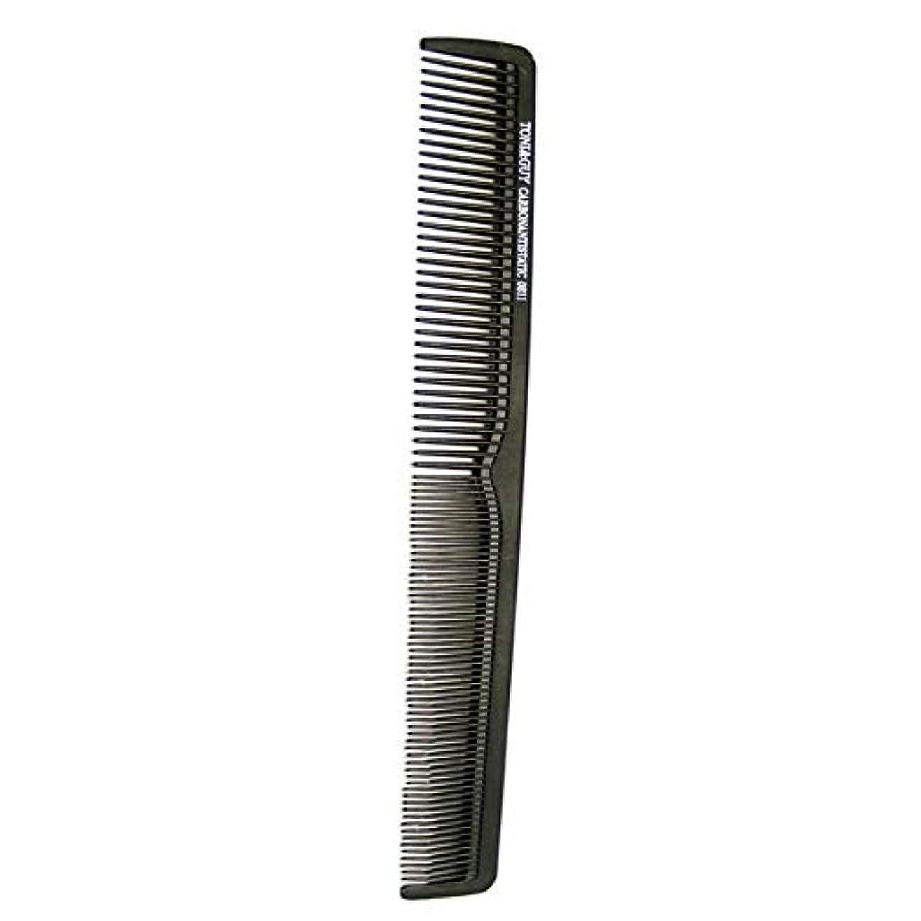 SILUN 黒鋼針くし 耐熱 帯電防止 理髪コーム人気 スタイリングコーム 静電気防止 散髪店/美容院専用櫛