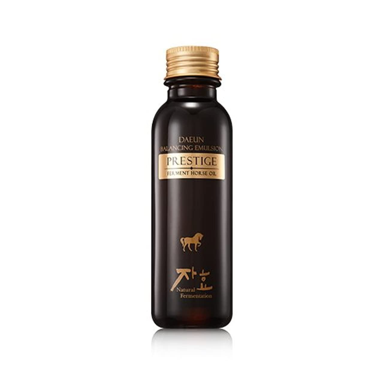 代表生活アパートZHAHYO Daeun Balancing Prestige Fermented Horse Oil Emulsion(Lotion) 150ml/Korea Cosmetics