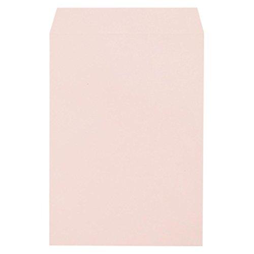 壽堂紙製品 角2ハーフトーン99透けないカラー封筒 31495 00028046