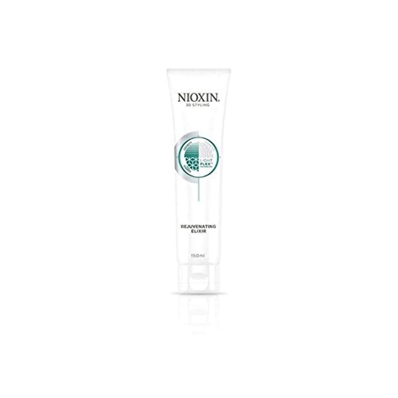 罪ブレーキスーツケースNioxin Rejuvenating Elixir (150ml) (Pack of 6) - ニオキシン若返りエリキシル(150ミリリットル) x6 [並行輸入品]