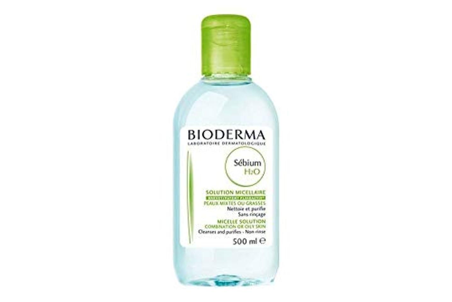 発生する尊敬経済的ビオデルマ セビウム H2O (エイチ ツーオー) D 500mL(BIODERMA)