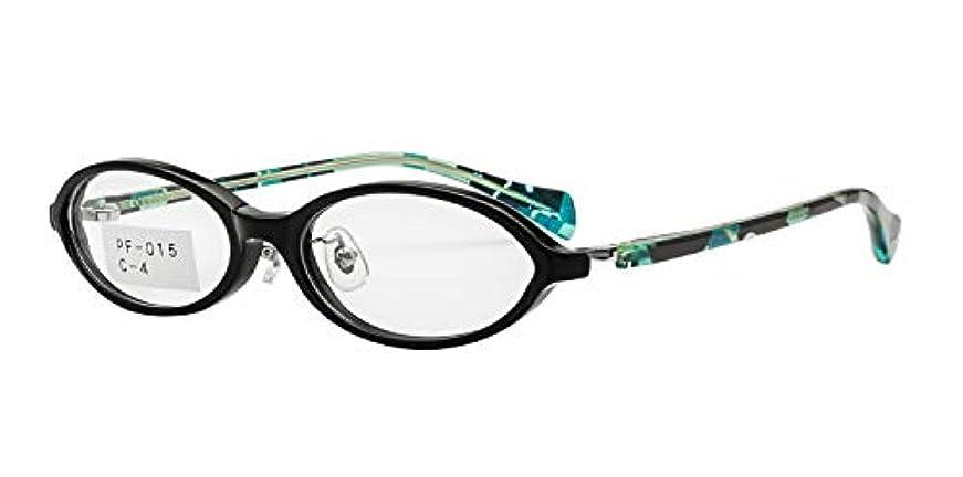 政令検査官クルーズ鯖江ワークス(SABAE WORKS) 老眼鏡 オーバル 楕円型 ブラック PF0154 +2.50