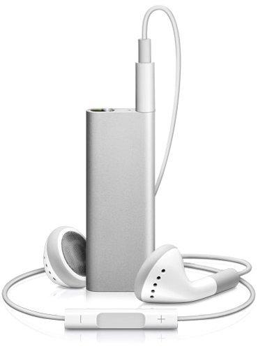 Apple iPod shuffle 第3世代 2GB シルバー MC306...
