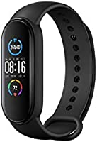 Xiaomi Mi Band 5 (Global Version) Fitness Tracker Newest 1.1-inch Colour AMOLED 2.5D Display Bluetooth 5.0 Smart...