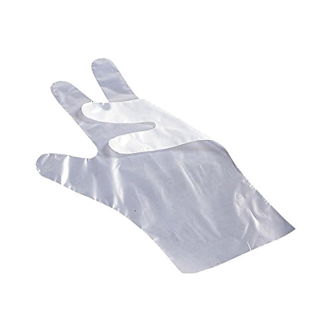 汚染された発言するエステートサクラメンエンボス手袋 デラックス 白 S 100枚入