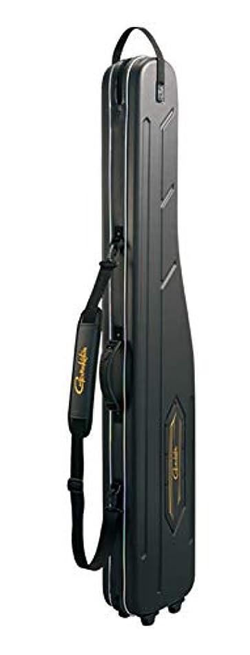 征服描写版がまかつ(Gamakatsu) ロッドケース 成型ハードロッドケース GC268 ブラック.