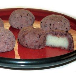 自然食品のたいよう 日岡 おはぎ(粒あん) 50g×5個 冷凍 2個セット
