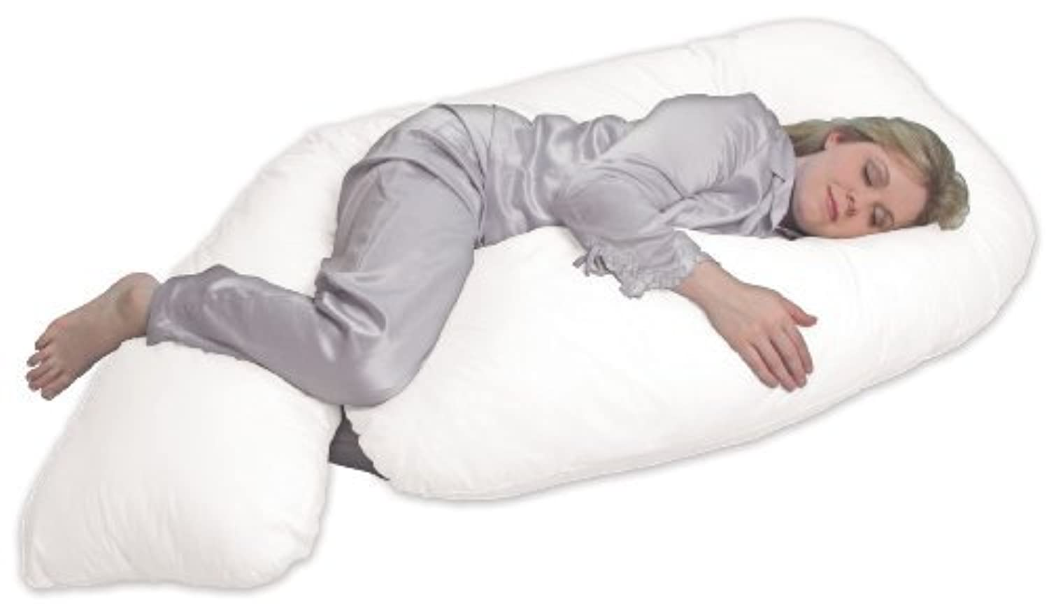 Leachco All Nighter Chic Total Body Pregnancy Pillow by Leachco [並行輸入品]