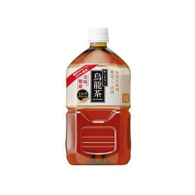 サントリー 烏龍茶 1L ×12本