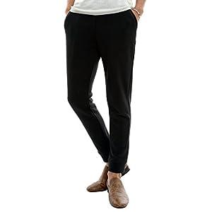 インプローブス スウェットパンツ ジョガーパンツ メンズ ブラック Sサイズ