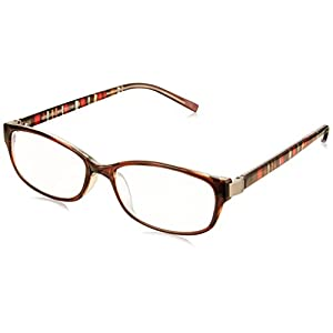 機能老眼鏡 上平累進老眼鏡 IE-003 BR(ブラウン) +1.50(05IE03BR-15)