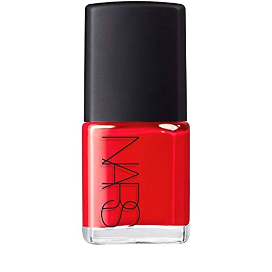 保証金勃起典型的な[Nars] パラディソイチゴピンクのNarのマニキュア - Nars Nail Polish in Paradiso Strawberry Pink [並行輸入品]