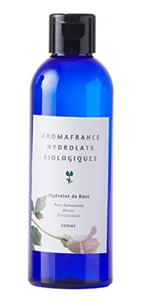 量傾いたキモいアロマフランス(Aroma France)イドロラ ド ローズ 200ml