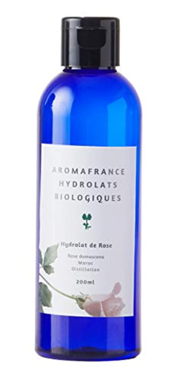 備品偉業暗記するアロマフランス(Aroma France)イドロラ ド ローズ 200ml