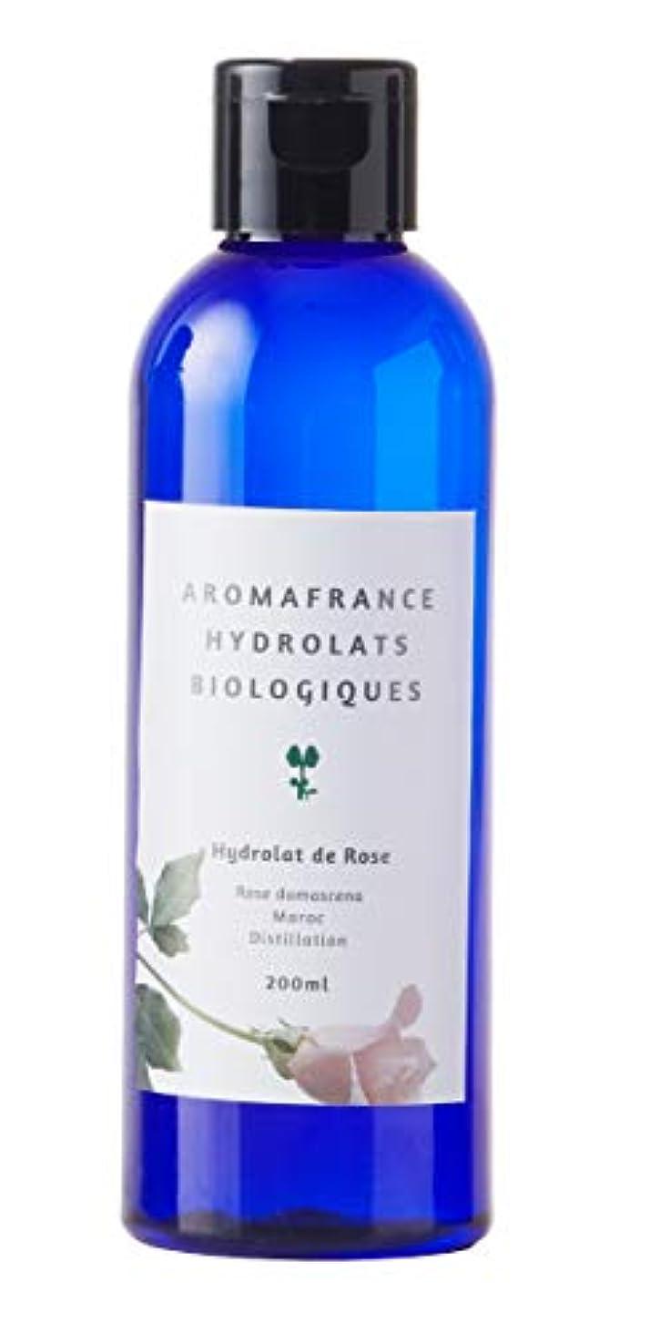 メロドラマティック恐れる勝利したアロマフランス(Aroma France)イドロラ ド ローズ 200ml