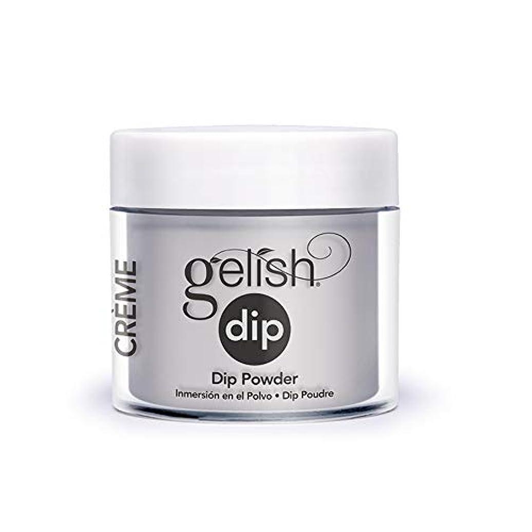 整然とした看板ドライバHarmony Gelish - Acrylic Dip Powder - Cashmere Kind of Gal - 23g / 0.8oz
