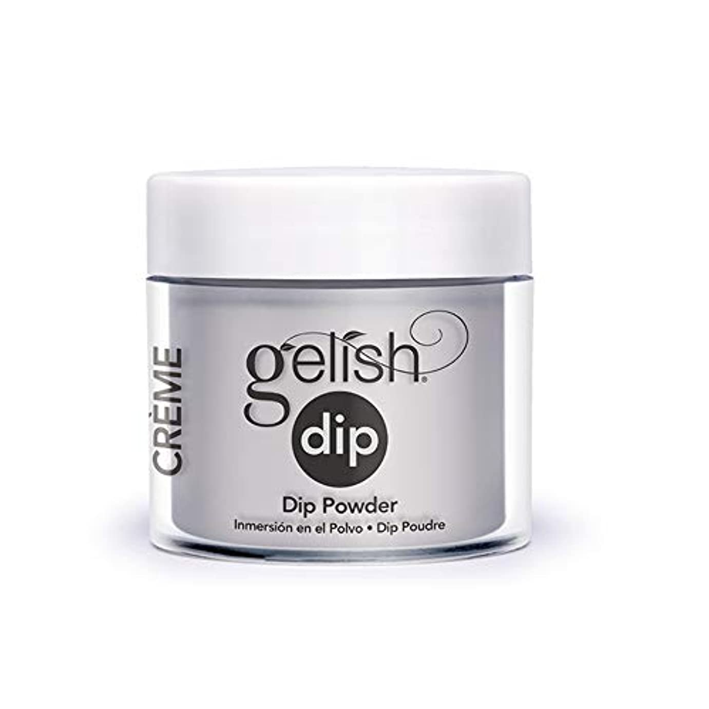 ホームレスリダクターパパHarmony Gelish - Acrylic Dip Powder - Cashmere Kind of Gal - 23g / 0.8oz