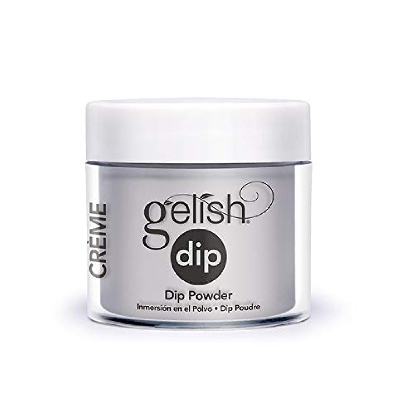 失業位置づけるさせるHarmony Gelish - Acrylic Dip Powder - Cashmere Kind of Gal - 23g / 0.8oz