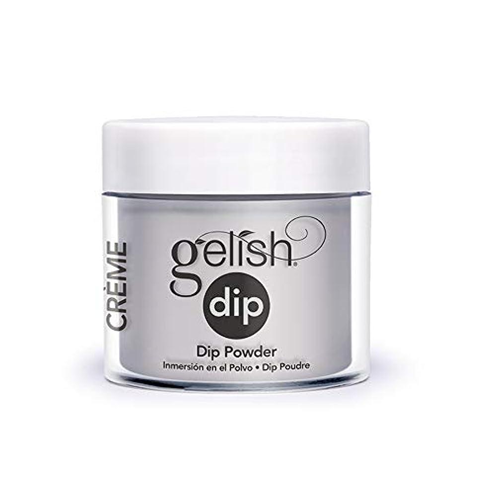 シードに賛成促すHarmony Gelish - Acrylic Dip Powder - Cashmere Kind of Gal - 23g / 0.8oz