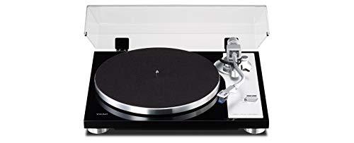 ティアック(Teac) ダイレクトドライブ アナログターンテーブル ピアノブラック TN-4D-O/B B07NZ59BMG 1枚目