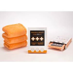 足立織物 非常用圧縮毛布 EB-201