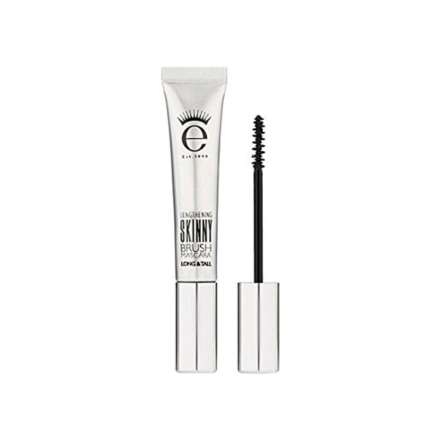 入場限り限界スキニーブラシマスカラ x2 - Eyeko Skinny Brush Mascara (Pack of 2) [並行輸入品]