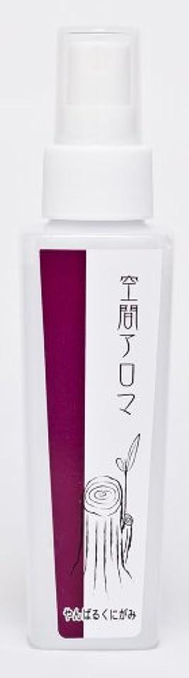 エチケット一見アミューズ田島理容室 空間アロマ 「やんばるがんばる」 カラ木(シナモン)蒸留水