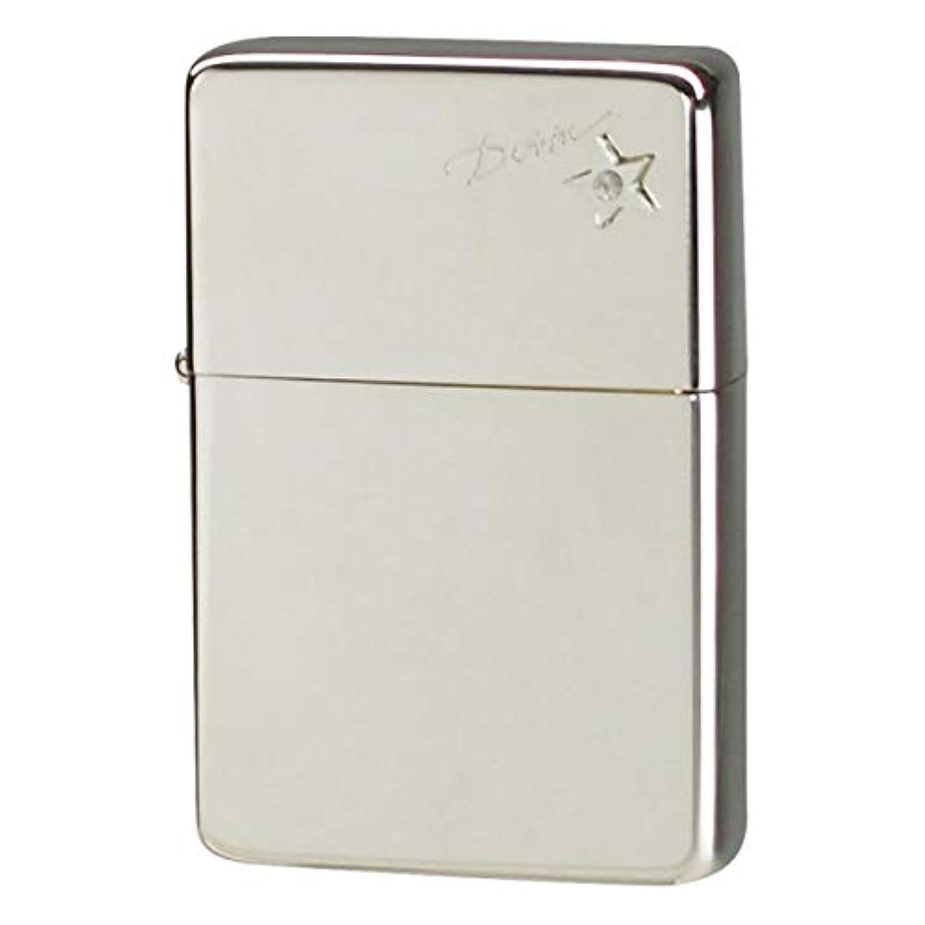 アクティビティテクスチャー起こりやすいDEVIN(デヴィン) オイルライター パワーストーン 銀メッキ GEM-CD