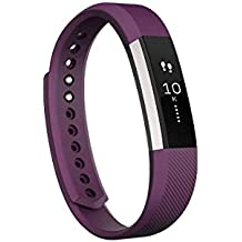 Fitbit FB406PMS Alta Fitness Tracker - Plum - Small (Renewed)