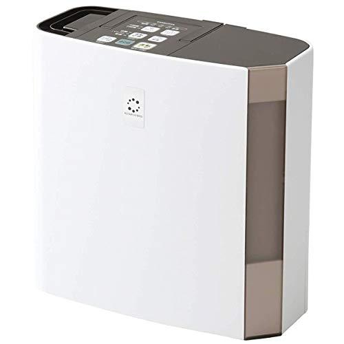 コロナ 4.0L ハイブリッド式加湿器 500mLタイプ (木造和室8.5畳まで/プレハブ洋室14畳まで) チョコブラウン UF-H5019R(T)