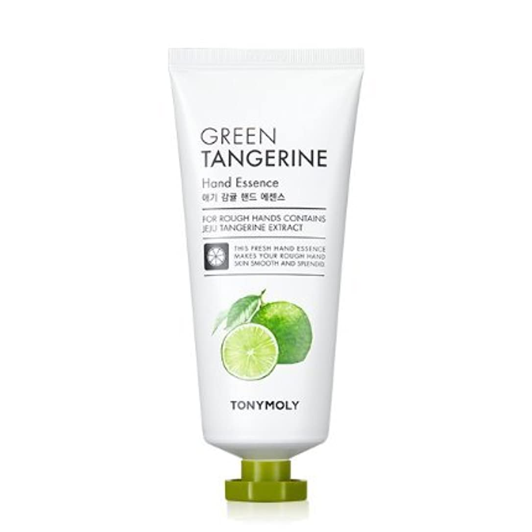 虫を数える嫌なブレース[Renewal] TONYMOLY Green Tangerine Hand Essence/トニーモリー 青みかん ハンド エッセンス 80g [並行輸入品]