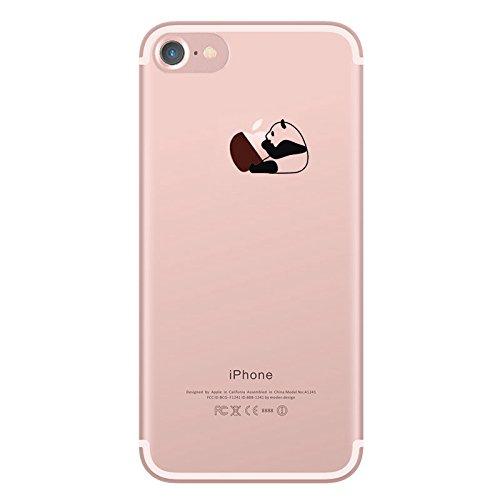 iPhone6 ケース かわいい、UCMDA 人気 透明 T...